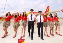 Tăng hơn 5.700 chuyến bay Vietjet Air phục vụ mùa cao điểm