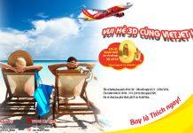 Vietjet Air tưng bừng mở bán vé quốc tế chỉ từ 0 ĐỒNG