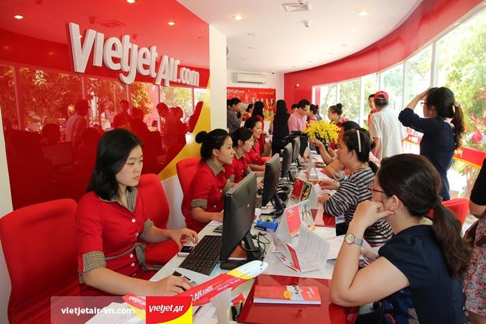 Vietjet Air mở bán vé Tết Đinh Dậu 2017