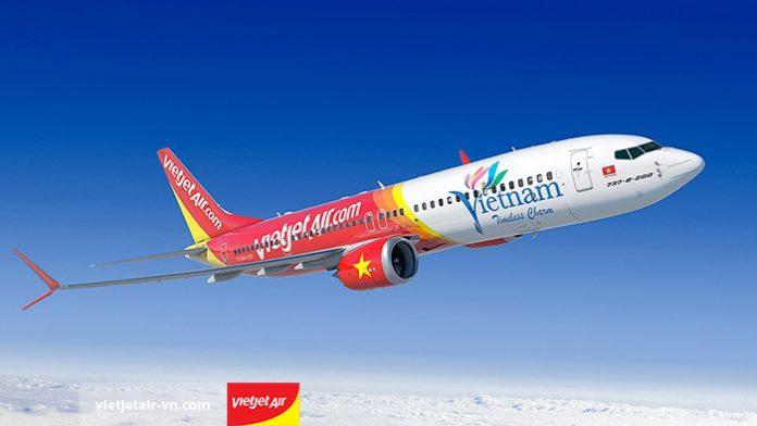 Cùng vé Vietjet Air chỉ từ 5000đ bay thả ga năm con gà