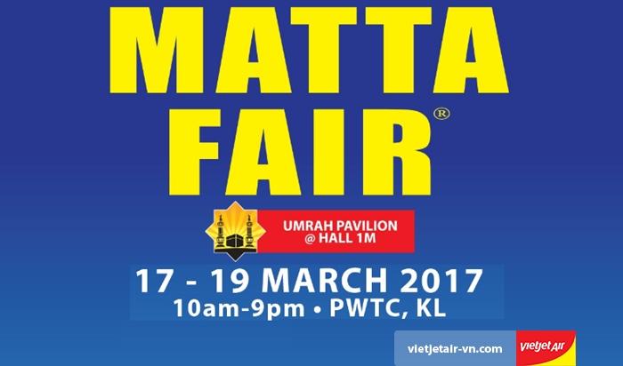 Hội chợ Du lịch MATTA Fair tại Putra World Trade Centre