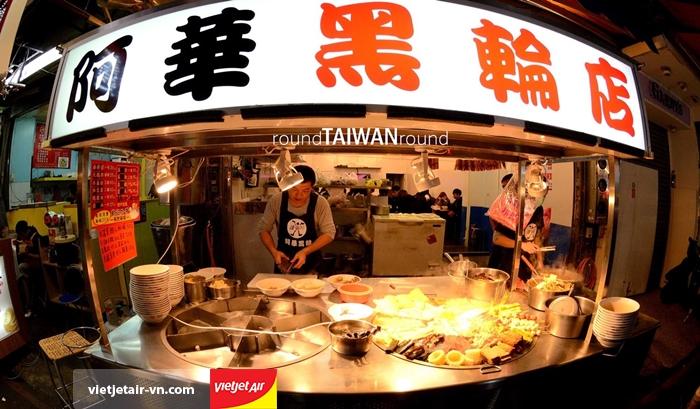 chợ đêm Fengjia