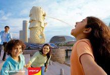 Chia sẻ kinh nghiệm du lịch tự túc Singapore 2017