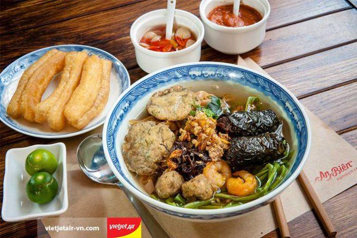 Thưởng thức 5 món ăn không thể bỏ lỡ khi du lịch Hải Phòng