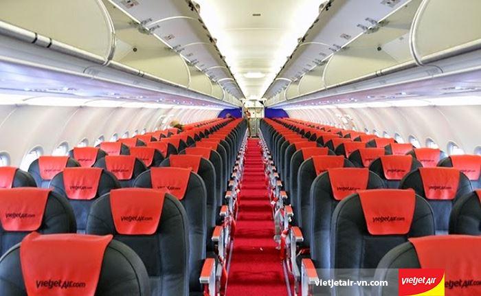 Hạng ghế Vietjet Air