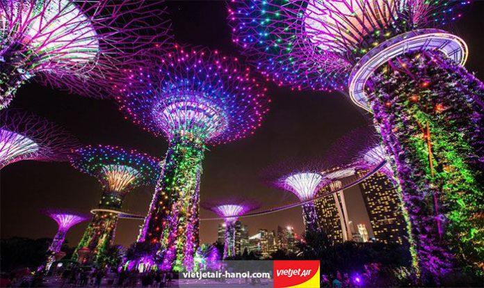 5 lí do bạn nên du lịch tại Singapore vào mùa giáng sinh