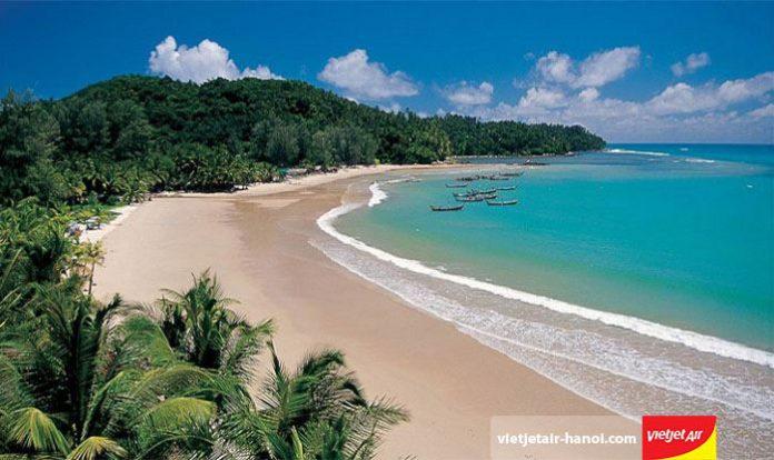 Trốn nóng tại những bãi biển đẹp nhất phuket Thái Lan
