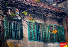 Sưu tầm những góc phố bình yên tại Hà Nội