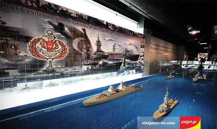 Bảo tàng Hải Quân tại Singapore