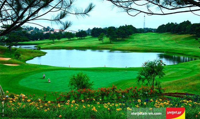 Khung cảnh ở Đà Lạt rất đáng để đưa cả nhà đi nghỉ dưỡng
