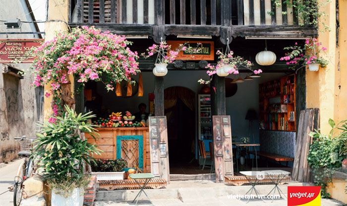 Cafe Chu Chu giản dị