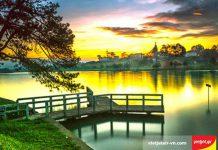 Hồ Xuân Hương yên bình-Điểm đến thu hút tại Đà Lạt