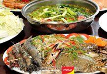 Đông về thích thú với 5 quán lẩu hải sản ở Đà Nẵng ngon nức tiếng