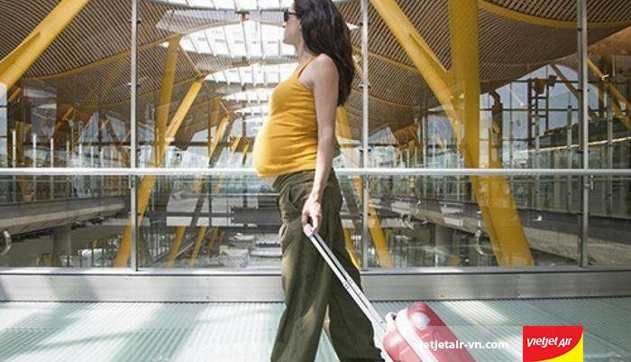 Không mang hành lý quá nhiều
