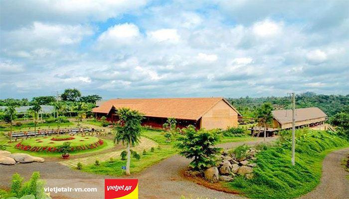 Dạo quanh khu du lịch sinh thái Kotam