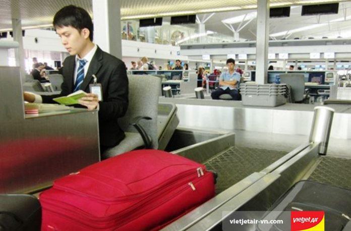Quy định hành lý ký gửi Vietjet Air