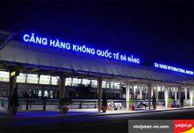 Sân bay quốc tế Đà Nẵng Vietjet Air