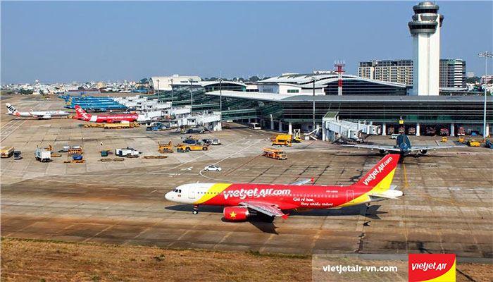 Sân bay tân Sơn Nhật sẽ phát triển và trở thành một trong 2 sân bay chính của thành phố Hồ Chí Minh