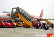 Hành khách đặc biệt theo quy định Vietjet Air