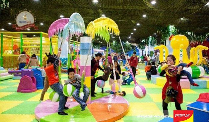 Gợi ý những địa điểm đi chơi tết Nguyên Đán 2018 dành cho cả gia đình ở Hà Nội
