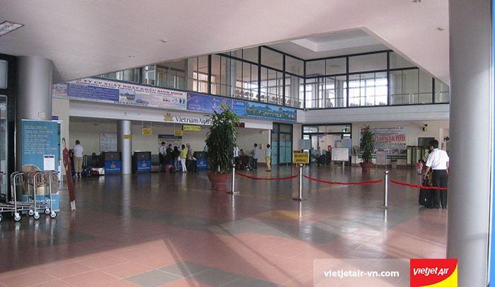 Nhà ga hành khách cảng hàng không Phù Cát
