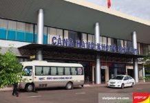 Tìm hiểu Cảng hàng không Phù Cát (UIH), Vietjet Air