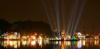 Nhữngđiểm đến vui chơi tại Hà Nội về đêm đẹp ngất ngây cho bạn và gấu
