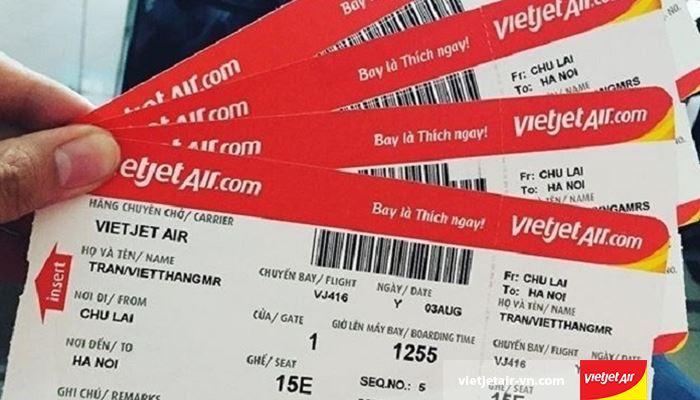 Vietjet Air áp dụng tăng giá vé sau 1/4