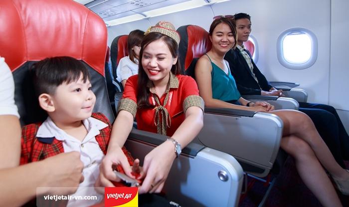 Quy định vận chuyển hành khách là trẻ em đi một mình