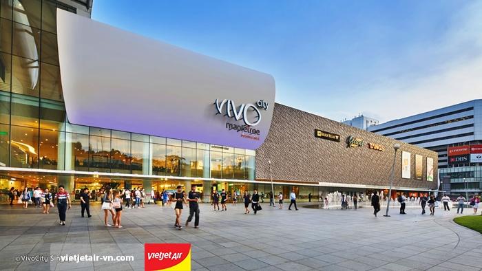 Mua sắm ở Vivo City
