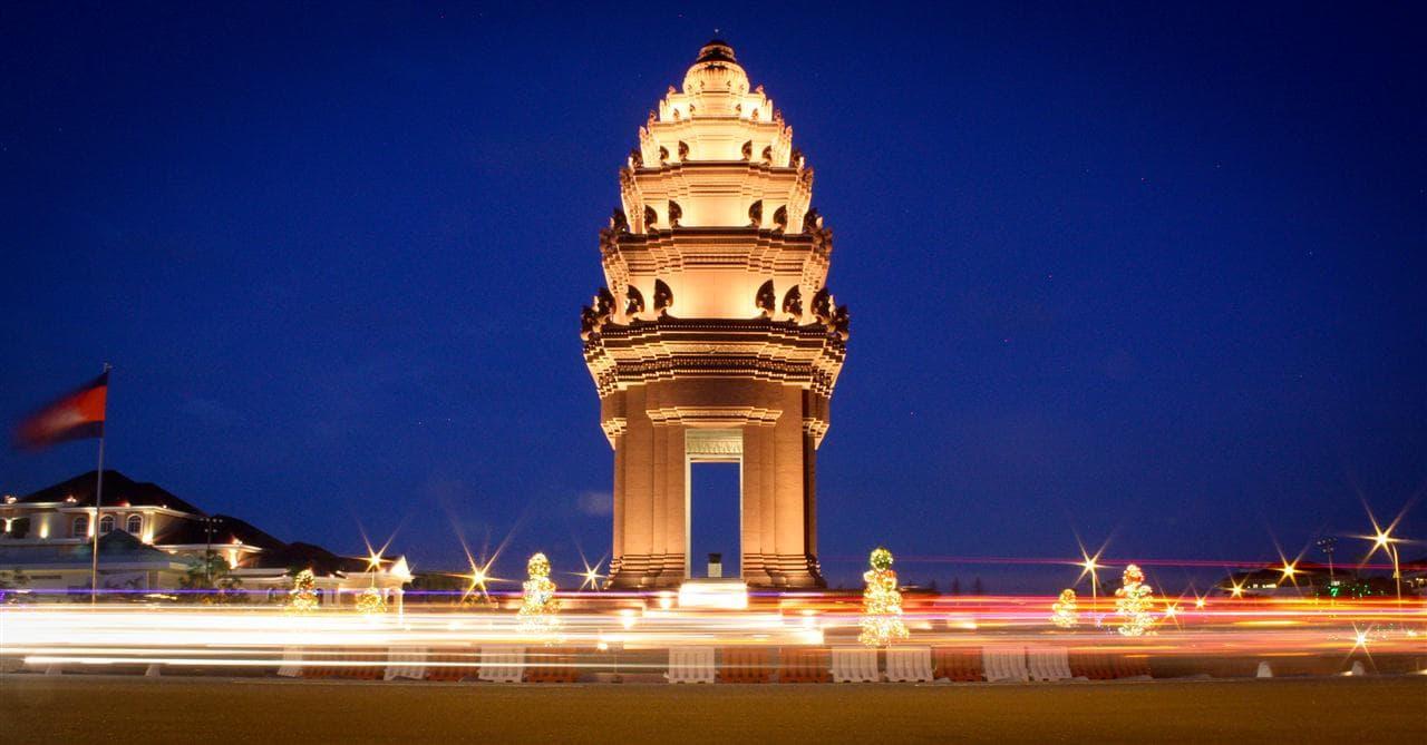 Ghé thăm thủ đô Phnom Penh năm 2018