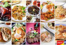 Những món ăn truyền thống đến từ nhiều địa phương khác nhau