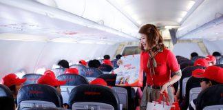 Vietjet Air có quyền từ chối vận chuyển