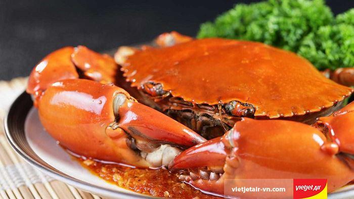 Cua sốt ớt cay (Chilli crab)