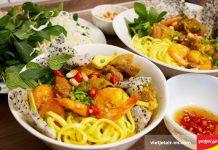 Mì Quảng món ăn sáng phổ biến của Đà Nẵng