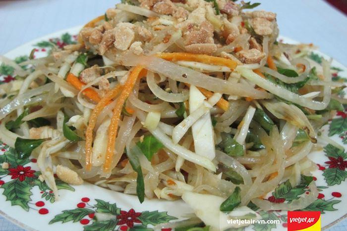 Mít trộn món ăn vặt được ưa thích nhất của giới trẻ Đà Nẵng