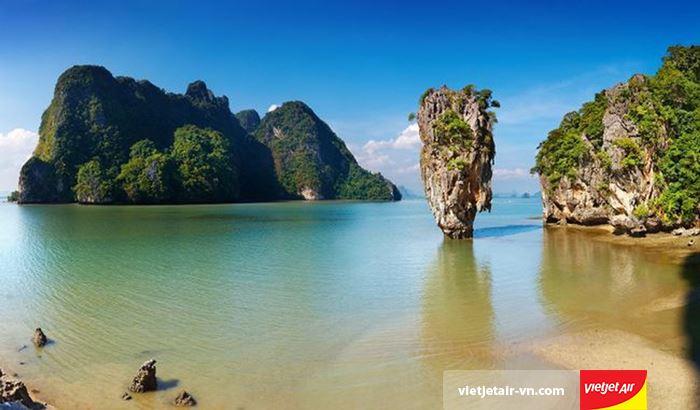 Thuộc hòn đảo ngọc Phuket nổi tiếng của Thái Lan