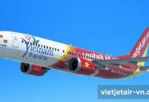Vietjet Air điều chỉnh phí dịch vụ hệ thống