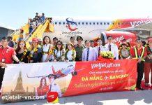Khai trương chuyến bay đầu tiên Đà Nẵng - BangKok