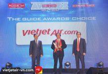 Vietjet Air tiếp tục được vinh danh hãng hàng không tiên phong