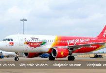 Cao điểm Tết 2019 Vietjet tiếp tục tăng 2.500 chuyến bay