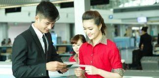Vietjet thay đổi vị trí làm thủ tục các chuyến bay Hà Nội – Đà Nẵng