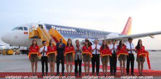 Vietjet mở bán vé máy bay đường bay Phú Quốc – Hong Kong