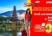 Đón hè sôi động cùng hàng triệu vé máy bay khuyến mãi từ Vietjet